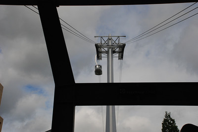 Portland Aerial Tram towers