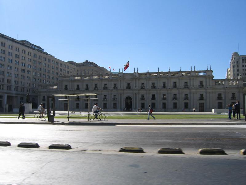Santiago Chile (March) 01