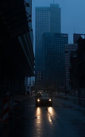 Rotterdam, Wilhelminakade