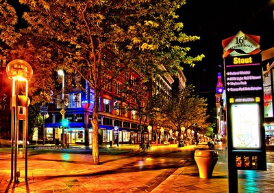 Denver's 16th Street Mall