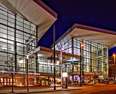 Denver's Colorado Convention Center