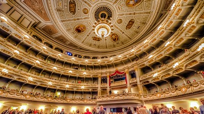 The Semperoper, Dresden