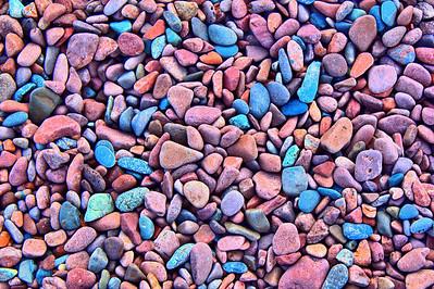 """Superior Rocks""  Lake Superior shore rocks.  Great for a Large Print."