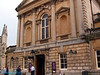 Entrance to the Roman Baths.