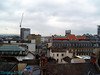 Bristol out my hotel room window.