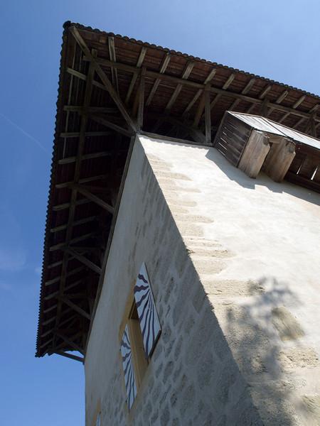 Tower, Estavayer-le-Lac<br /> Olympus E-420, 12-60mm f2.8-4.0