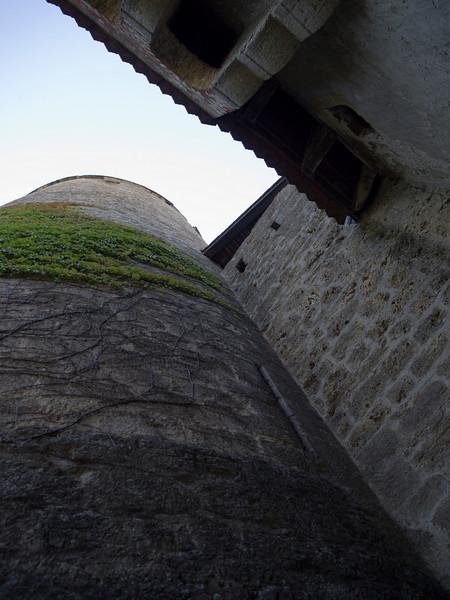 Chenaux Castle keep, Estavayer-le-Lac<br /> Olympus E-420, 12-60mm f2.8-4.0