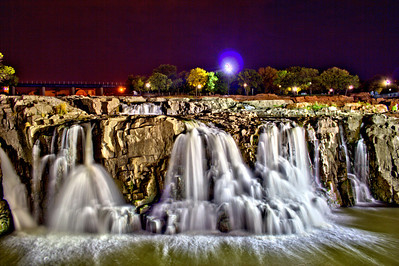 Falls Park - Sioux Falls, South Dakota