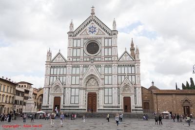 Santa Croce Church - Florence