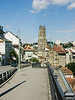 Route des Alpes, St. Nicolas Cathedral, Fribourg - Switzerland<br /> Konica Minolta Dimage A2