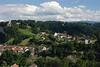 Montorge, Porte de Bourguillon (as seen from the Route des Alpes)<br /> Konica Minolta Dimage A2