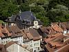 Neuveville (as seen from the Route des Alpes)<br /> Konica Minolta Dimage A2