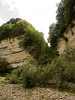 Sarine river Canyon (as seen close to the Pont de la Motta)<br /> Konica Minolta Dimage A2