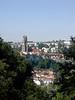 Fribourg - Neuveville, Bourg & Cathedral St. Nicolas, Schönberg (as seen from Boulevard de Perolles)<br /> Konica Minolta Dimage A2