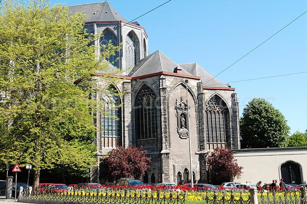 Ghent/Gent (Belgium)