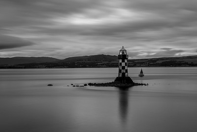 Perch Lighthouse, Firth of Clyde