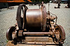 Steam winch.<br /> Empire Mine, Grass Valley, Ca.