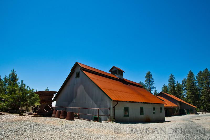 Empire Mine, Grass Valley, Ca.