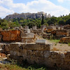 The Agora and Acropolis