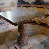 Ancient Table in Byzantine Chapel