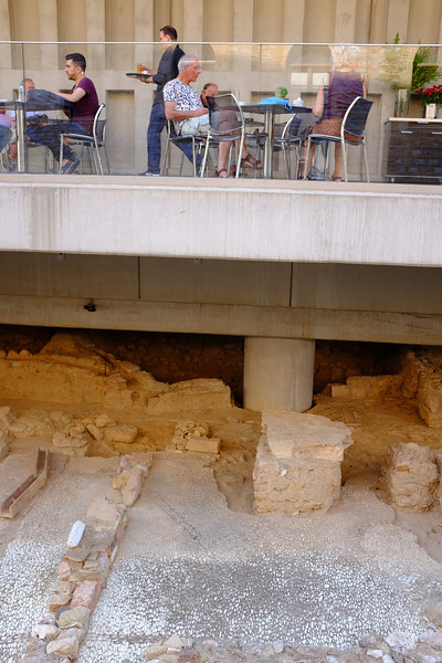 The Ancient and the Modern at the Acropolis Museum