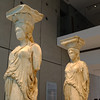 The Caryatid Maidens of the Erechtheion
