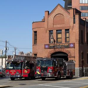 City of Hoboken Fire Department
