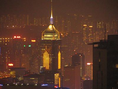 Hong Kong nuit 10