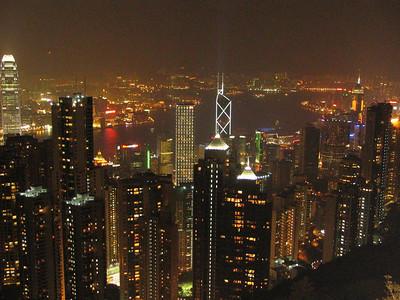 Hong Kong nuit 06