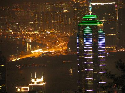 Hong Kong nuit 15