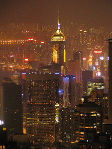 Hong Kong nuit 13