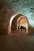 Akko Crusader Castle - Strolling down the Northern Halls