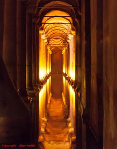 Cistern - Istanbul