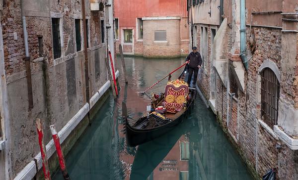 Bringing the Gondola In
