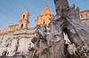 Sant'Agnese in Agone & Fontana dei Quattro Fiumi