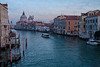 The Grand Canal in the Afternoon