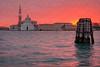 Sunrise Seen from Punta della Dogana