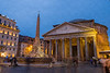 Night in the Piazza della Rotunda