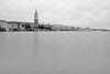 Venetian Morning in Monochrome