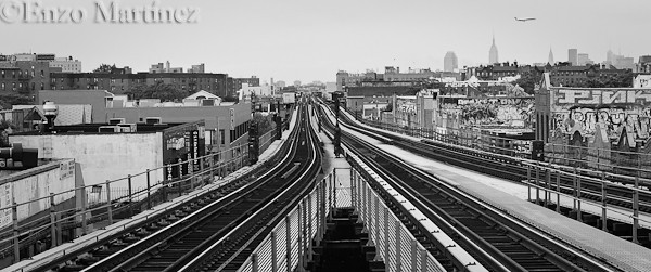 7-Train-Queens-bw