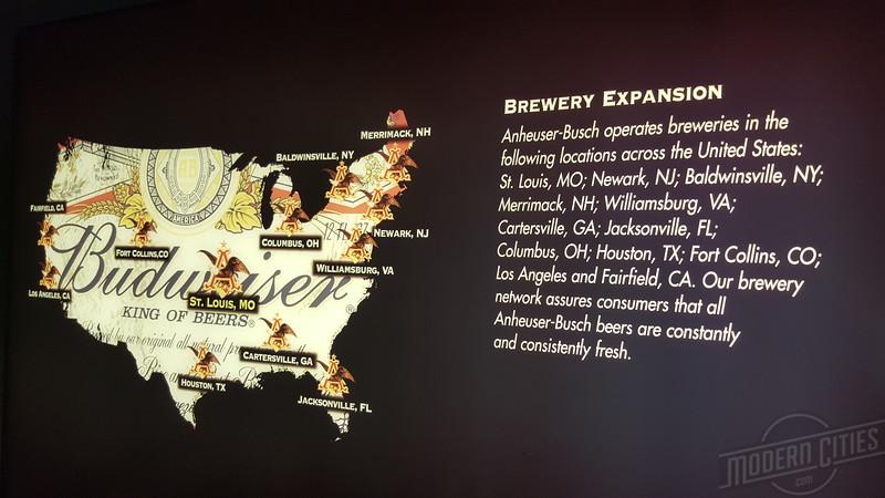 Busch brewery jacksonville fl