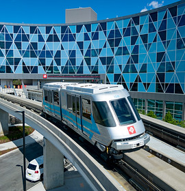 Jacksonville Regional Transportation Center now open