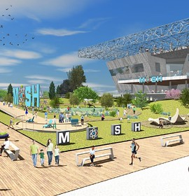 MOSH presents vision for Jacksonville's Northbank