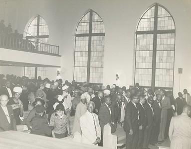 NAACP Mass Meeting