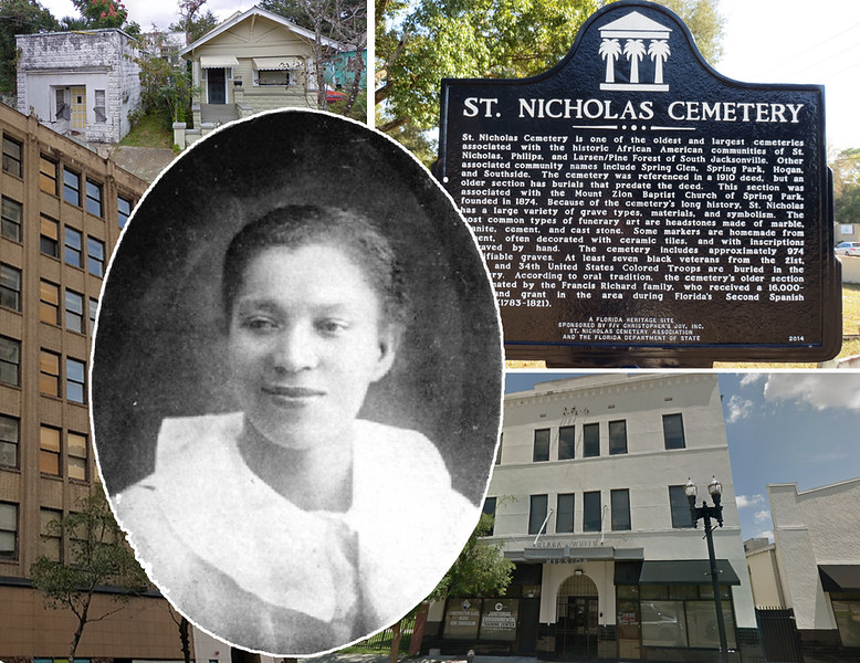 Six Zora Neale Hurston Sites In Jacksonville