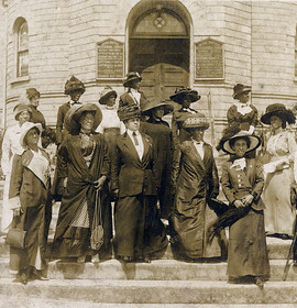 Six historic women's suffrage sites in Jacksonville