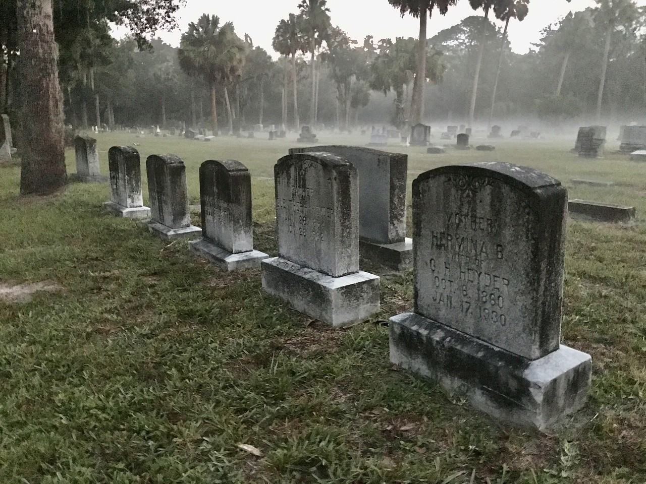 The Jaxson presents: Evergreen Cemetery walking tour