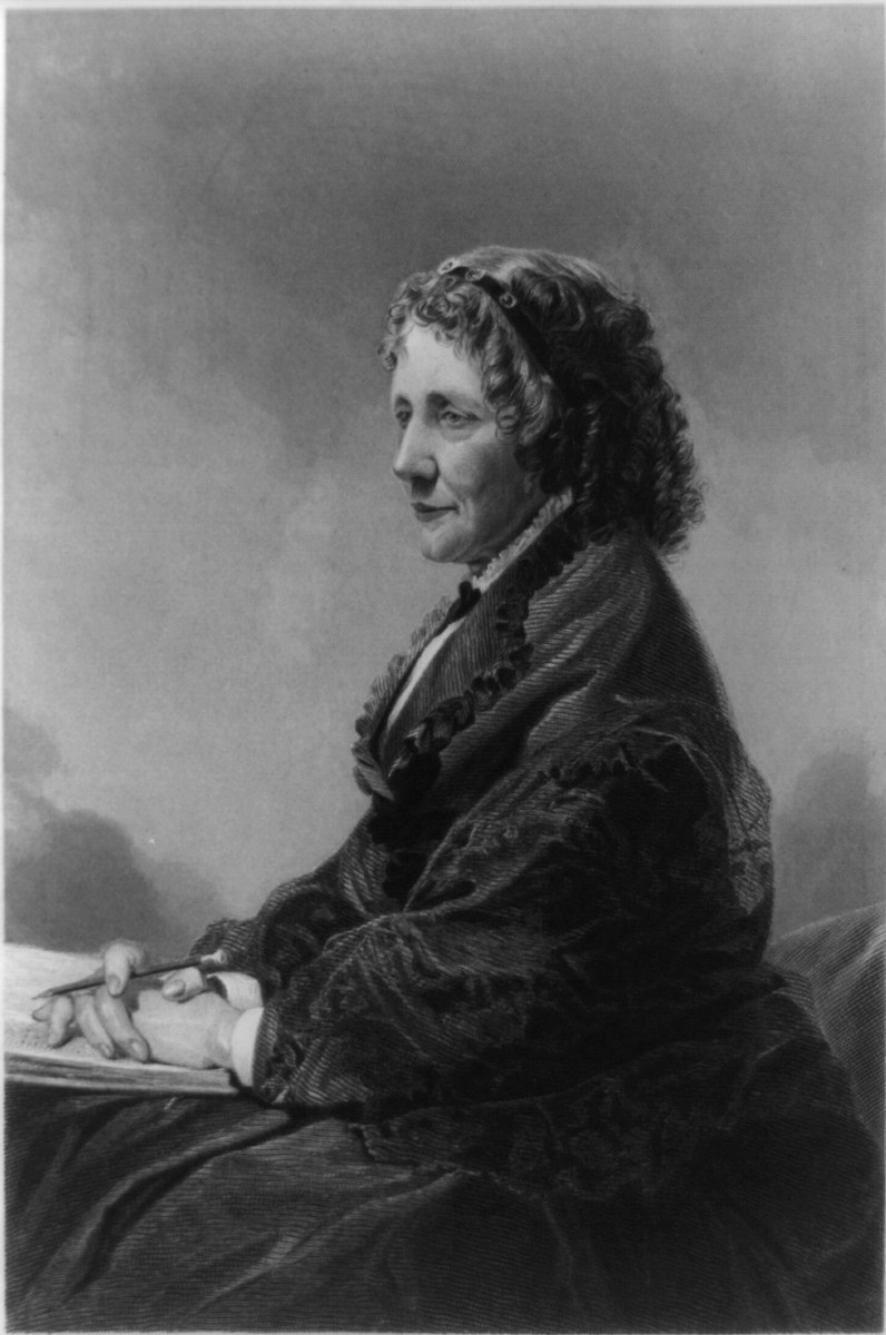 Writers of the First Coast: Harriet Beecher Stowe