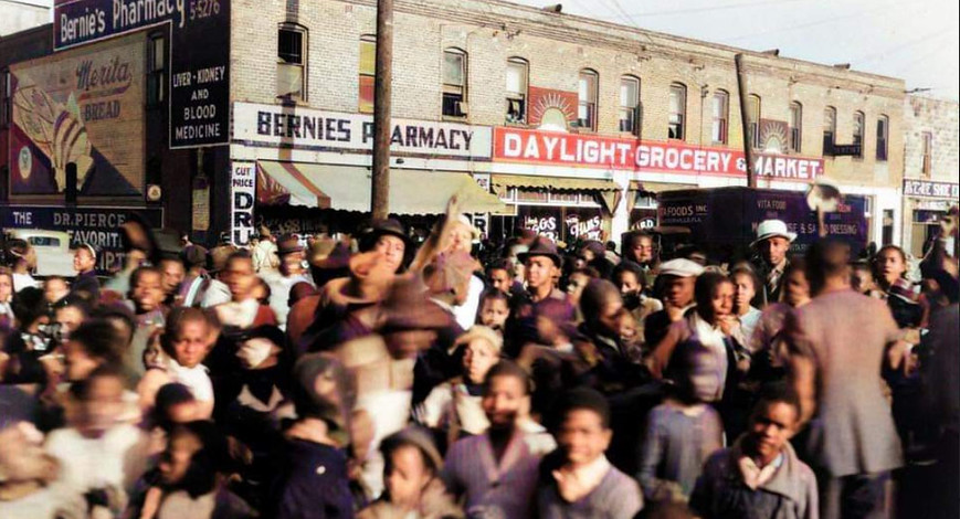 America's Lost Towns of Black Affluence