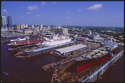 Jacksonville Shipyards - 24